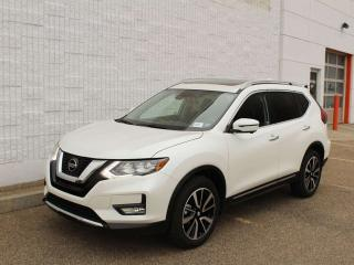 Used 2019 Nissan Rogue SL PLATINUM PACKAGE BLUETOOTH PUSH START BACK UP CAMERA for sale in Edmonton, AB