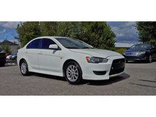 Used 2012 Mitsubishi Lancer *MOTEUR 0 KM*BRAND NEW ENGINE* 36$/sem for sale in St-Jérôme, QC