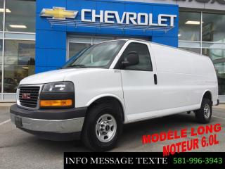 Used 2018 Chevrolet Express LONGUE MOTEUR 6.0L for sale in Ste-Marie, QC