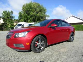 Used 2012 Chevrolet Cruze Berline LT turbo 4 portes for sale in Thetford Mines, QC