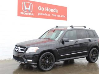 Used 2012 Mercedes-Benz GLK-Class GLK 350 AWD PANO ROOF for sale in Edmonton, AB