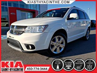 Used 2011 Dodge Journey R/T V6 AWD ** TOIT OUVRANT for sale in St-Hyacinthe, QC