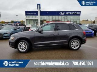 Used 2012 Audi Q5 PREM PLUS AWD 2.0L/ NAV/PANO SUNROOF for sale in Edmonton, AB