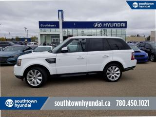 Used 2012 Land Rover Range Rover Sport SC 4WD/BACK UP CAM/SUNROOF/HEATED SEATS for sale in Edmonton, AB