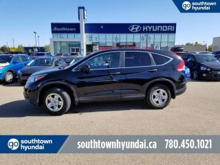 Used 2013 Honda CR-V LX/AWD/BLUETOOTH/HEATED SEATS for sale in Edmonton, AB