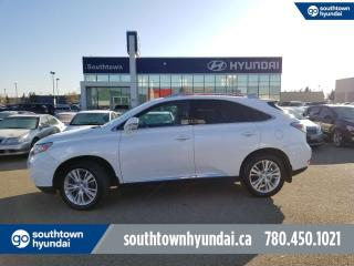 Used 2010 Lexus RX 350 AWD/NAV/BACK UP CAM/COOLED SEATS for sale in Edmonton, AB
