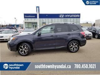 Used 2014 Subaru Forester XT TOURING/AWD/BACK UP CAM/BTH for sale in Edmonton, AB