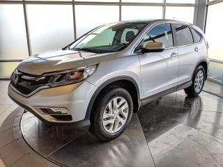 Used 2016 Honda CR-V EX | No Accidents | One Owner for sale in Edmonton, AB