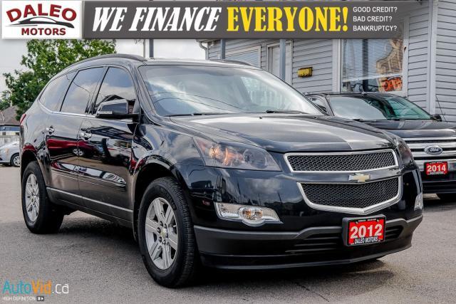 2012 Chevrolet Traverse 1LT | BACKUP CAM | HEATED SEATS | REAR A/C |