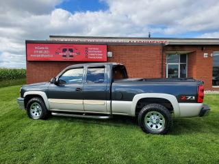 Used 2004 Chevrolet Silverado 1500 LS for sale in London, ON