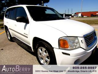Used 2006 GMC Envoy SLT - 4WD - 4.2L for sale in Woodbridge, ON