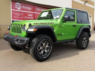 New 2020 Jeep Wrangler RUBICON for sale in Edmonton, AB