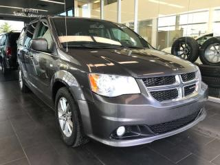 Used 2014 Dodge Grand Caravan 30TH ANNIVERSARY, POWER SEATS, DVD ENTERTAINMENT SYSTEM, BACK-UP CAMERA for sale in Edmonton, AB