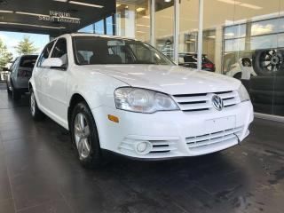 Used 2008 Volkswagen City Golf ACCIDENT FREE, SUNROOF, A/C for sale in Edmonton, AB