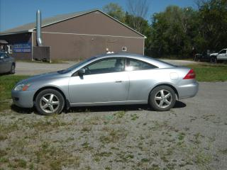 Used 2003 Honda Accord EX for sale in Fenelon Falls, ON
