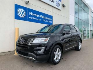 Used 2017 Ford Explorer XLT 4WD - LEATHER / NAVI for sale in Edmonton, AB