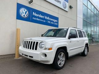 Used 2010 Jeep Patriot Sport 4WD for sale in Edmonton, AB