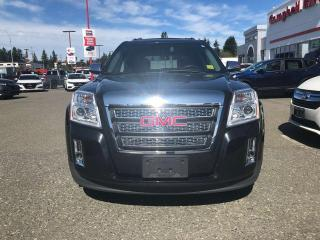 Used 2015 GMC Terrain SLT V6 Leather, Sunroof, Navigation! Clean History! for sale in Campbell River, BC