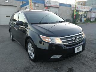 Used 2011 Honda Odyssey Touring | Navi | DVD | Blind Spot |  Backup Cam for sale in Oakville, ON