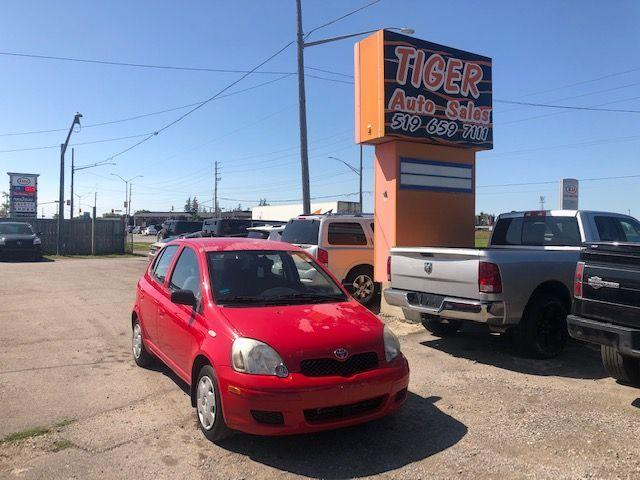 2005 Toyota Echo LE**ONLY 194KMS**AUTO**GREAT ON FUEL**AS IS