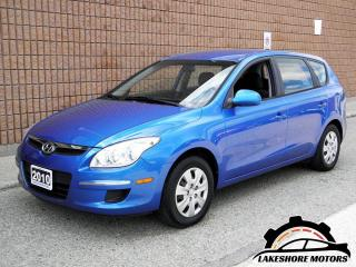 Used 2010 Hyundai Elantra Touring GL || CERTIFIED || HATCHBACK for sale in Waterloo, ON