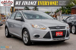 Used 2014 Ford Focus SE | HATCHBACK | HEATED SEATS | BLUETOOTH | for sale in Hamilton, ON