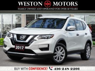 Used 2017 Nissan Rogue SV*REVERSE CAMERA*BEAUTIFUL SHAPE for sale in Toronto, ON