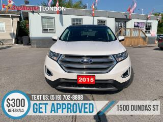 Used 2015 Ford Edge for sale in London, ON