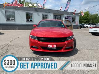 Used 2015 Dodge Charger for sale in London, ON