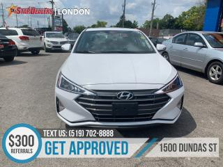 Used 2019 Hyundai Elantra for sale in London, ON