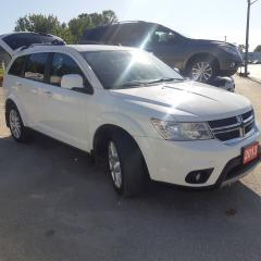 Used 2013 Dodge Journey Crew for sale in Orillia, ON