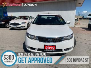 Used 2012 Kia Forte for sale in London, ON