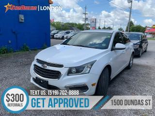 Used 2015 Chevrolet Cruze for sale in London, ON