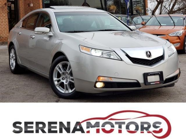 2009 Acura TL TECH PKG | AUTO | FULLY LOADED | NO ACCIDENTS