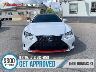 Used 2017 Lexus RC 350 for sale in London, ON