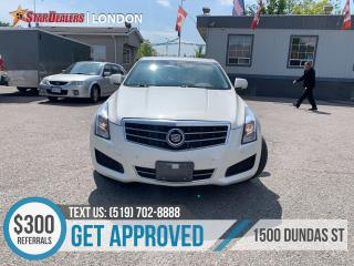 Used 2014 Cadillac ATS for sale in London, ON