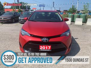 Used 2017 Toyota Corolla for sale in London, ON
