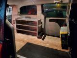 2011 Dodge Grand Caravan SUPER LOW KM,LADDER RACKS, 4 PASSENGER CARGO,SHELV