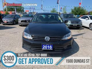 Used 2016 Volkswagen Jetta for sale in London, ON