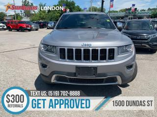 Used 2015 Jeep Grand Cherokee for sale in London, ON