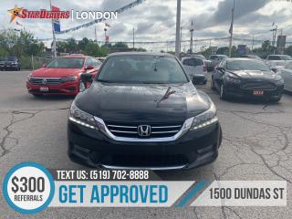 Used 2015 Honda Accord for sale in London, ON