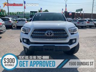 Used 2017 Toyota Tacoma for sale in London, ON