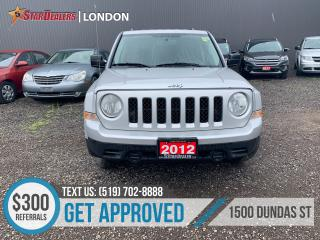 Used 2012 Jeep Patriot for sale in London, ON