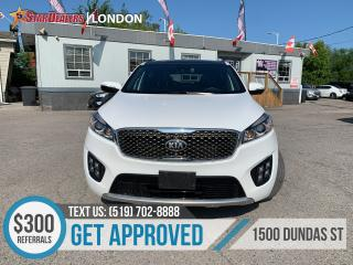 Used 2017 Kia Sorento for sale in London, ON