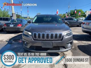 Used 2019 Jeep Cherokee for sale in London, ON