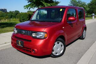 Used 2009 Nissan Cube LOW KM'S / ONE OWNER / NO ACCIDENTS / LOCALLY OWNE for sale in Etobicoke, ON