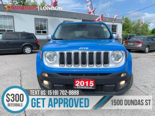 Used 2015 Jeep Renegade for sale in London, ON