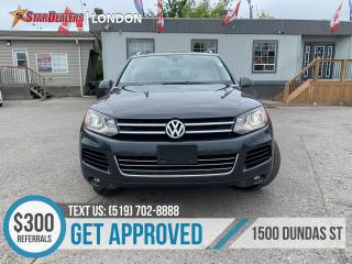 Used 2014 Volkswagen Touareg for sale in London, ON