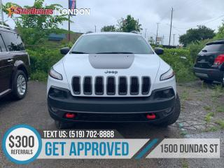 Used 2017 Jeep Cherokee for sale in London, ON