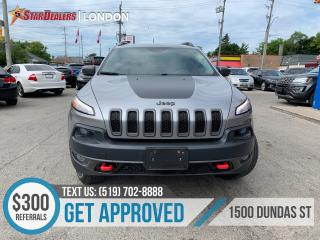 Used 2016 Jeep Cherokee for sale in London, ON